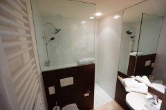 Innenansicht Bad Doppelzimmer